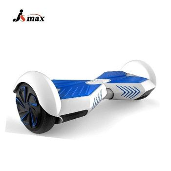 JSmax Happy-Foot S2智能平衡電動滑板雙輪車-珍珠白★買再送【運動型安全帽+護具】