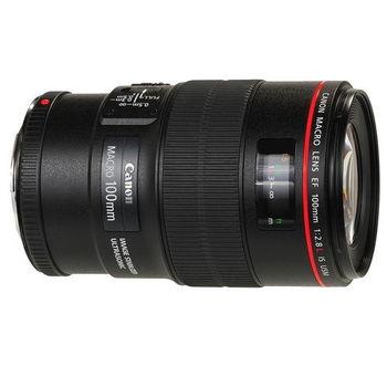 Canon EF 100mm f2.8L Macro IS USM *(平輸)
