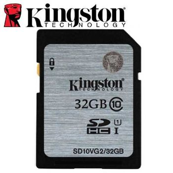 Kingston 金士頓 32GB 80MB/s SD SDHC UHS-I C10 記憶卡