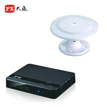 【PX大通】HDTV數位電視接收機組合 HD3000+HDA6000