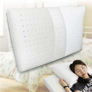 【KOTAS】高彈力透氣釋壓中型乳膠枕