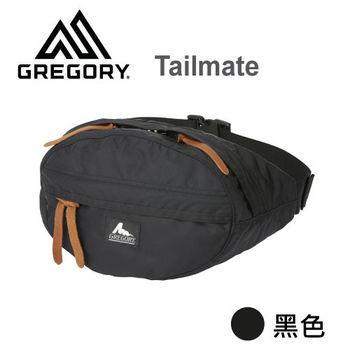 【美國Gregory】Tailmate日系休閒腰包-黑色-XS