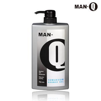 【MAN-Q】10W40沐浴精750ml