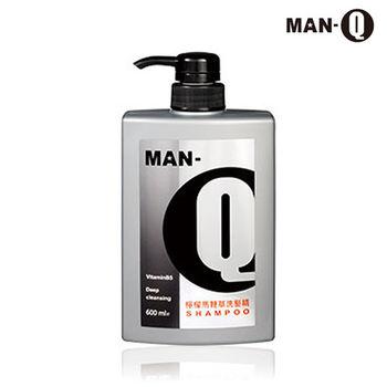【MAN-Q】檸檬馬鞭草洗髮精600ml