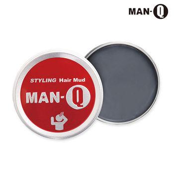 【MAN-Q】強力塑型髮泥60g