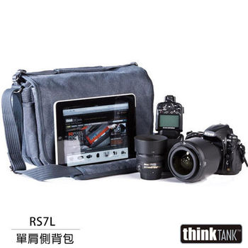 thinkTank 創意坦克 Retrospective 7 側背包(RS7L,藍色)
