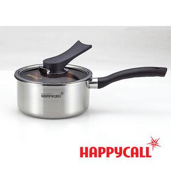 【韓國HAPPYCALL】李英愛三層不鏽鋼單柄湯鍋(16CM)