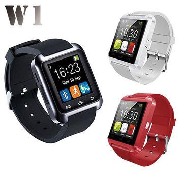 【長江】W1藍牙多功能觸控智慧手錶(支援安卓5.0以上)