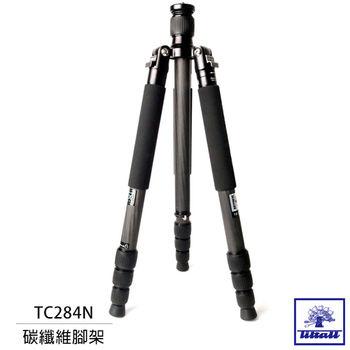 美國 Tiltall 帝特 TC-284N 可反摺 可單腳 碳纖維腳架 碳腳(TC284N TC284)