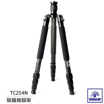 Tiltall 帝特 美國 TC-254N + BH-10 雲台(TC254N+BH10,碳纖維腳架,公司貨)