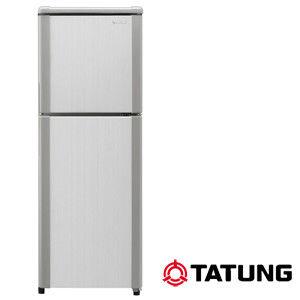 【TATUNG大同】一級能效140L雙門冰箱TR-B240S-GS 送安裝