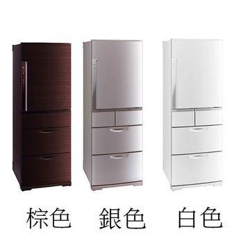★回函贈好禮★『MITSUBISHI』☆三菱 520公升變頻五門冰箱 MR-BX52W