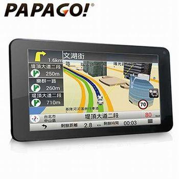 PAPAGO! GoPad 7 清晰版 Wi-Fi 聲控導航平板 送16記憶卡