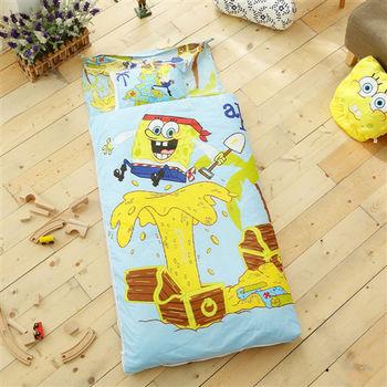 HO KANG 幼教兒童睡袋 冬夏鋪棉兩用-CA寶藏