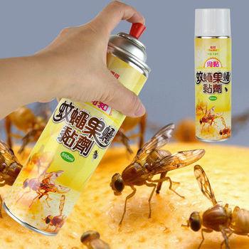 優得 尚黏蚊蠅果蠅黏劑550ml 防蚊 除蟲 驅蠅