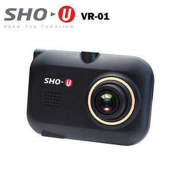 SHOU 狙擊者VR-01(140度 WDR 1080P 行車紀錄器)送16G金士頓記憶卡