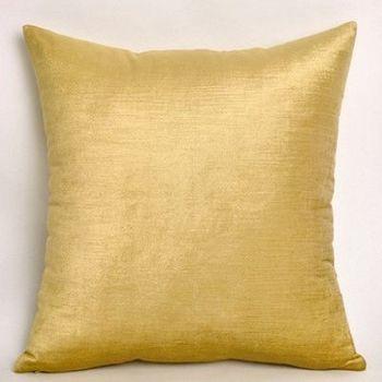 【協貿】現代絨布金色沙發大抱枕含芯