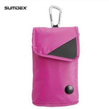 【SUMDEX】 NRF-239CM(粉紅) /AM(紅)/BK(黑)都會-輕炫主義精靈包