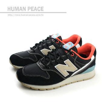 NEW BALANCE 996系列 潮流 復古鞋 黑 男女款 no683
