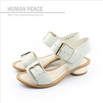 Clarks Sandcastle Art 涼鞋 白 女款 no692