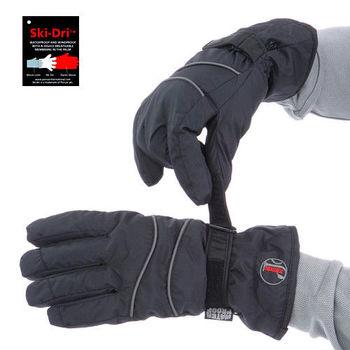 【JORDON】組合包 Ski-Dri男女款防水刷毛保暖手套(G009+10)