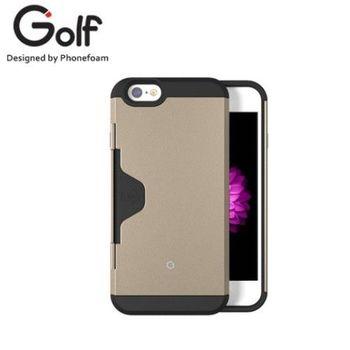 PhoneFoam Golf Fit iPhone 6 Plus/ 6S Plus 插卡式 防震保護殼