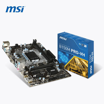 【MSI 微星】B150M PRO-VH 主機板