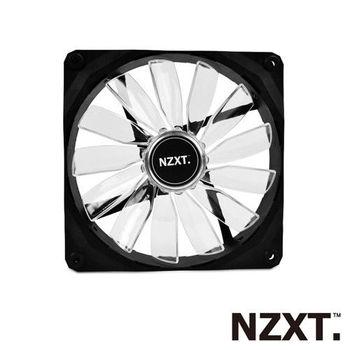 NZXT恩傑 FZ 140mm LED 機殼風扇 (藍光)