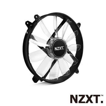 NZXT恩傑 FZ 200mm LED 機殼風扇 (藍光)