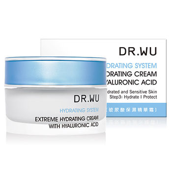 DR.WU 玻尿酸保濕精華霜