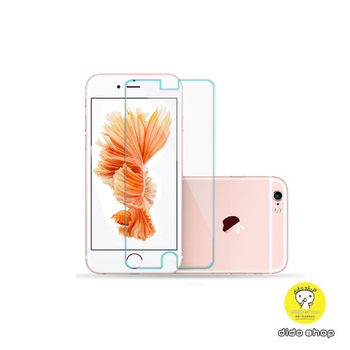 Dido shop 蘋果 Apple iPhone 6 / iPhone 6S 超薄 鋼化玻璃膜 (PC028-3)