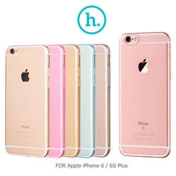 【HOCO】Apple iPhone 6 Plus 5.5吋 輕系列TPU套