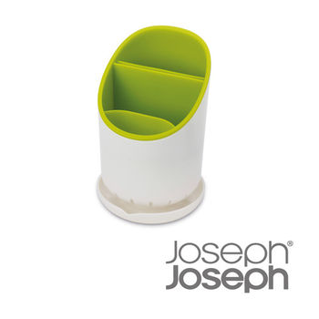 《Joseph英國創意餐廚》料理工具瀝水架(綠)-85074
