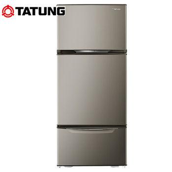 大同 三門475L一級能效變頻冰箱TR-C575V-BS