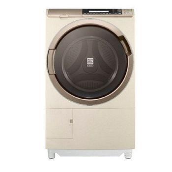 ★加碼贈好禮★日立HITACHI 11.5公斤熱氣噴霧尼加拉飛瀑滾筒式洗脫烘洗衣機 SFSD3100W (左開)