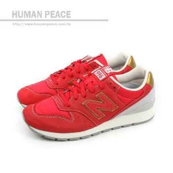 NEW BALANCE 996系列 休閒鞋 紅 男女款 no833