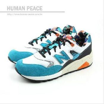 NEW BALANCE 580系列 休閒鞋 藍白 男款 no764