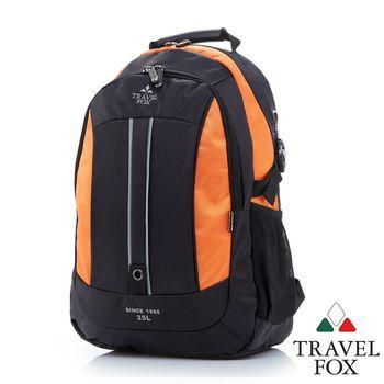 Travel Fox 旅狐索隆尼後背包(橘)(TB586-16)