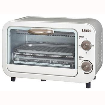 【聲寶】9L電烤箱 KZ-PA09