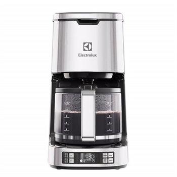 Electrolux伊萊克斯  設計家不鏽鋼美式咖啡機ECM7814S