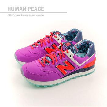 NEW BALANCE 574系列 休閒鞋 紫 女款 no743