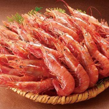[漁季]阿根廷鮮凍天使紅蝦(小)