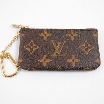 LV M62650 經典花紋小方型鑰匙零錢包(預購)