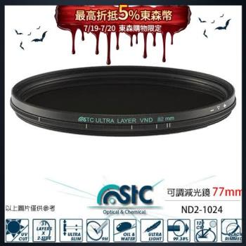 STC Variable ND Filter ND2-1024 可調式減光鏡(77mm)
