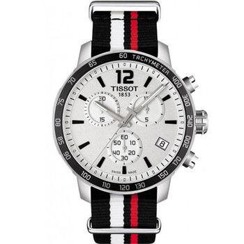 天梭 TISSOT T-SPORT 飆速計時腕錶 T0954171703701