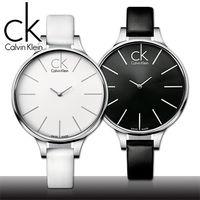 ~瑞士 CK手錶 Calvin Klein~完美弧形彎曲錶面 女錶 ^#40 K2B231