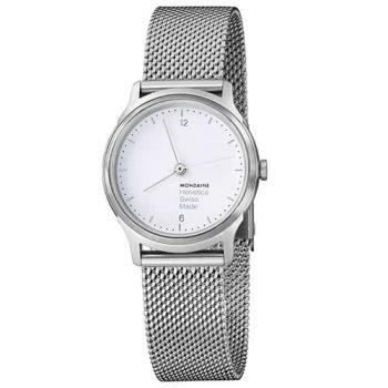 MONDAINE 瑞士國鐵設計系列腕錶- 米蘭帶/26mm