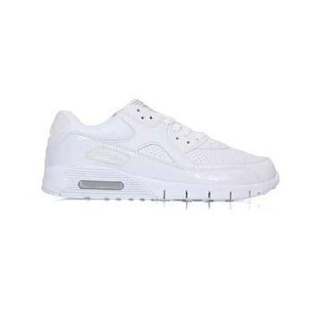 【DIADORA】女運動鞋 -路跑 慢跑 白
