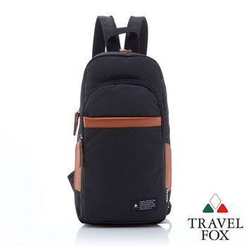 Travel Fox 旅狐420輕量斜背包(黑)(TB689-01)