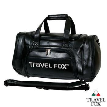 Travel Fox 旅狐乾濕分離休閒運動衣物袋(黑)-(TB036-01)